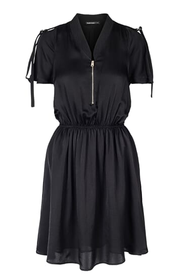 Vittoria  black dress